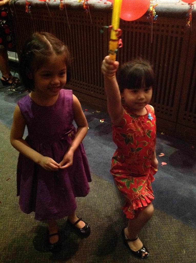 Shumi and Leira